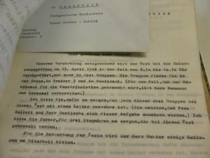 Organisation einer Zulassungsprüfung (Foto: Thorsten Unger)